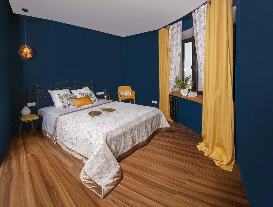 Фотография: Спальня в стиле Современный, Квартира, Проект недели, Химки, Ануш Аракелян, Монолитный дом, ЖК «Правый Берег» – фото на INMYROOM