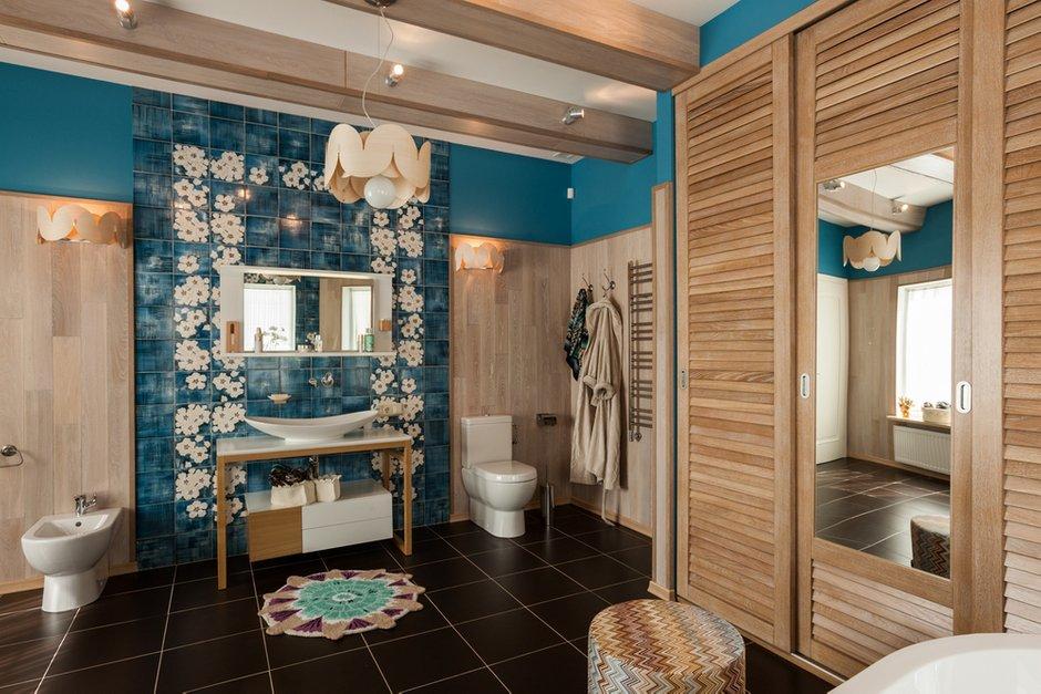 Фотография: Ванная в стиле Прованс и Кантри, Дом, Дома и квартиры, IKEA, Проект недели – фото на INMYROOM