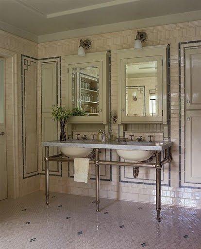 Фотография: Ванная в стиле , Дом, Дома и квартиры, Интерьеры звезд, Калифорния – фото на INMYROOM