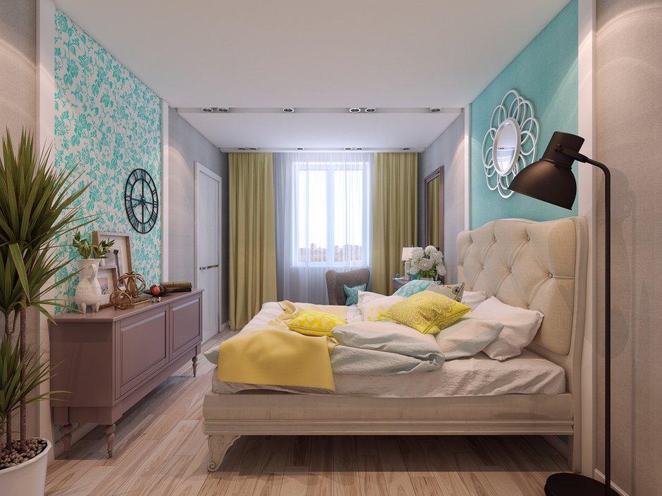 Фотография: Спальня в стиле Эклектика, Квартира, Дома и квартиры, IKEA, Проект недели – фото на INMYROOM