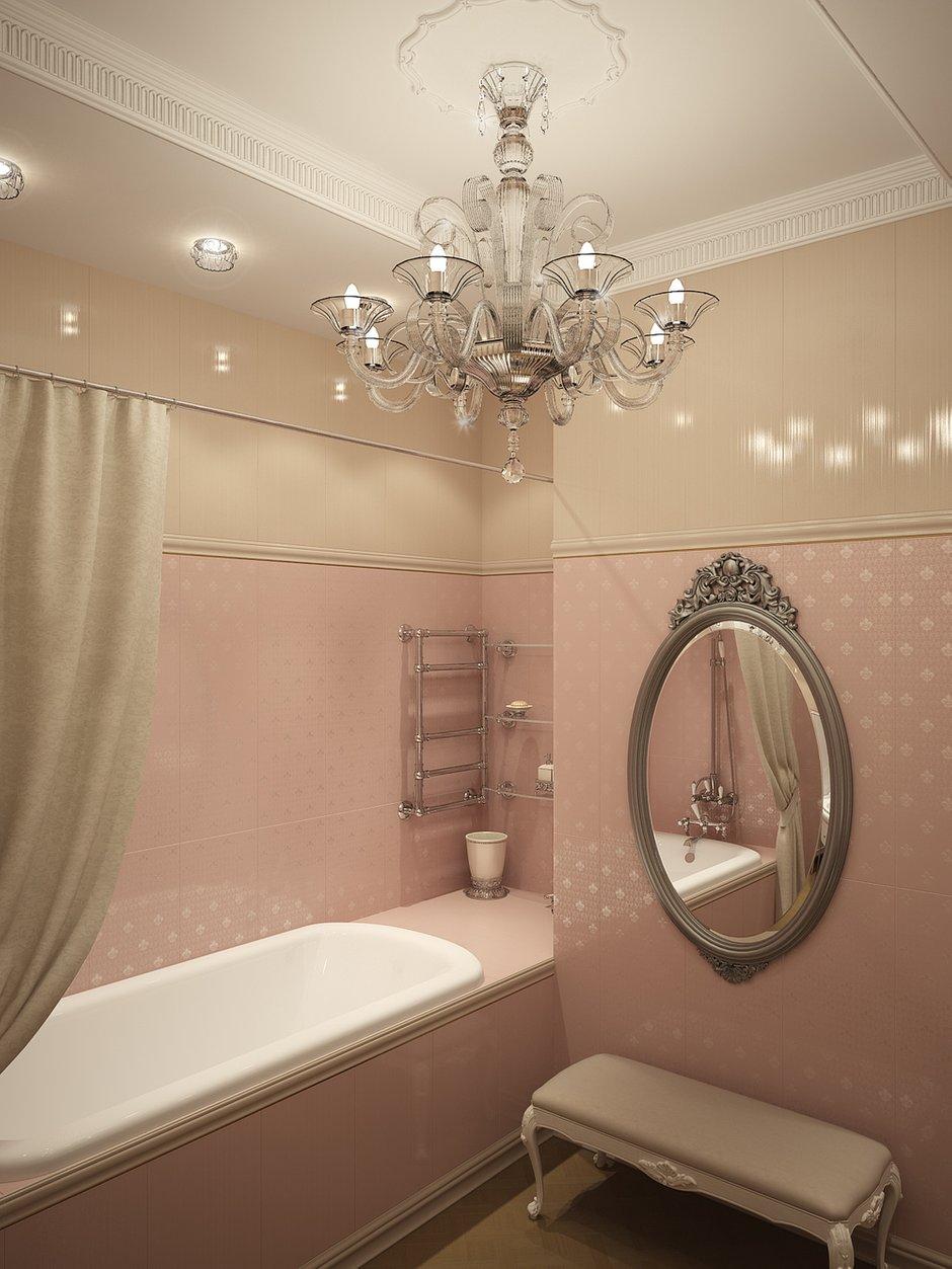 Фотография: Ванная в стиле Классический, Квартира, Дома и квартиры, Москва – фото на INMYROOM