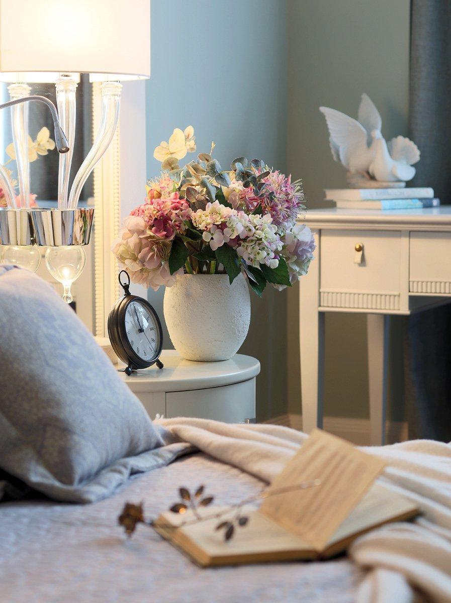 Фотография: Спальня в стиле Классический, Квартира, Проект недели, Москва, Ар-деко, Faber Group – фото на InMyRoom.ru