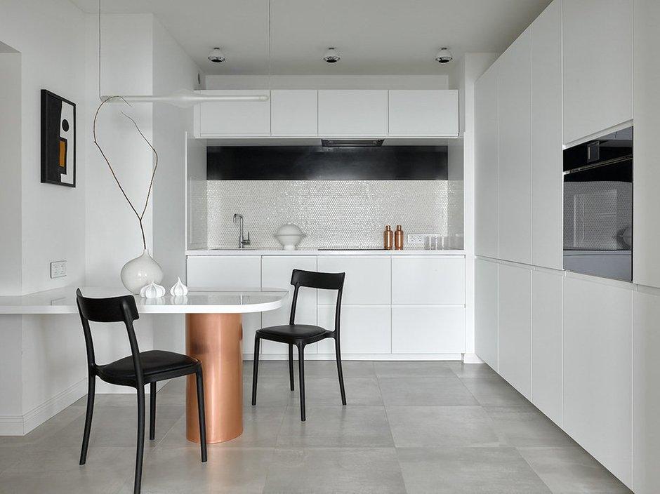 Фотография: Кухня и столовая в стиле Минимализм, Советы, Ремонт на практике, Вероника Марфина – фото на INMYROOM