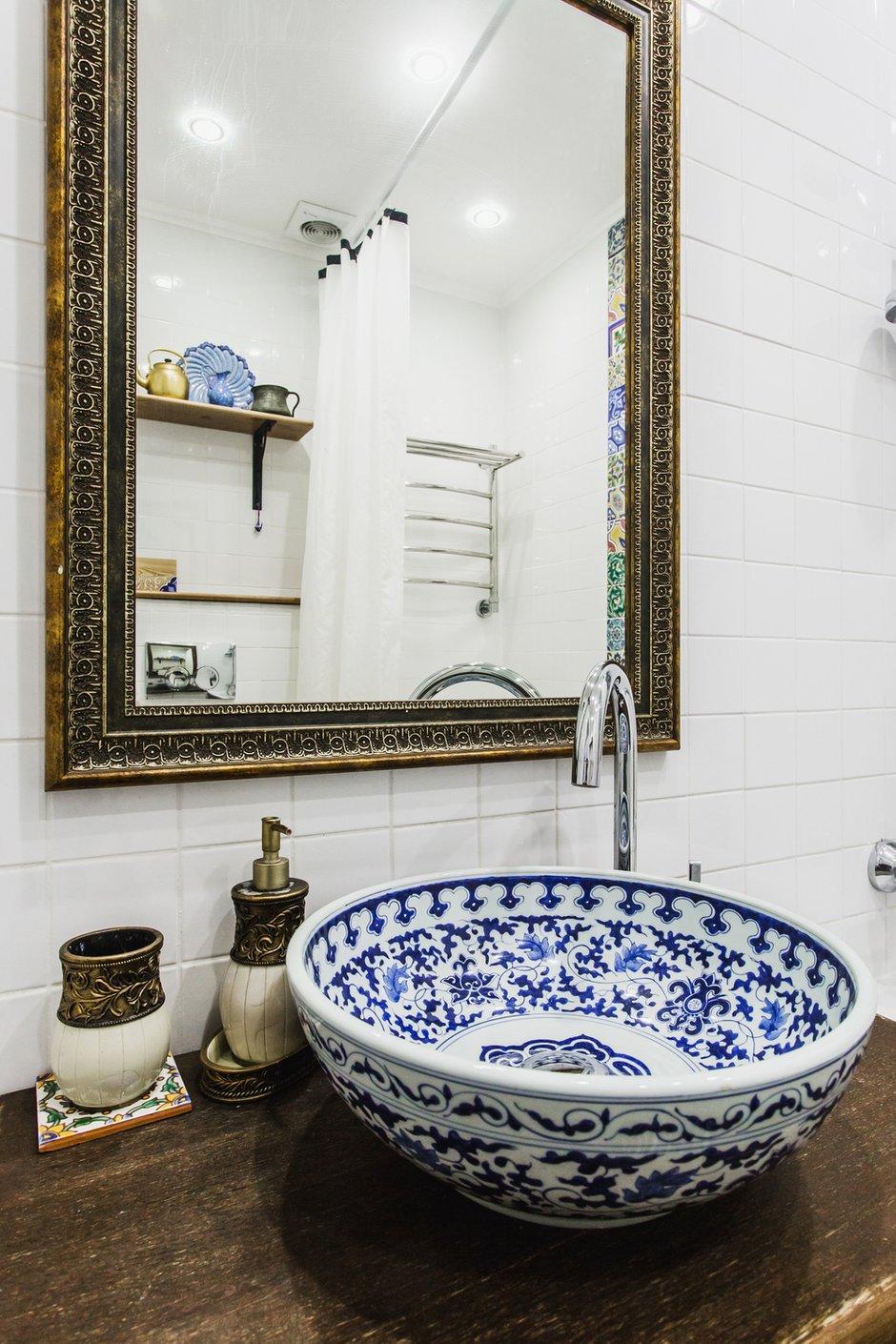 Фотография:  в стиле , Классический, Квартира, Проект недели, Новая Москва, Мария Махмудова, новостройка, Монолитный дом, 1 комната, до 40 метров – фото на INMYROOM