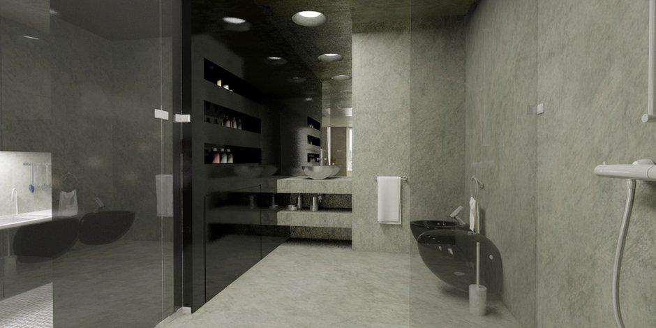 Фотография: Ванная в стиле Современный, Декор интерьера, Квартира, Дома и квартиры, Проект недели – фото на INMYROOM