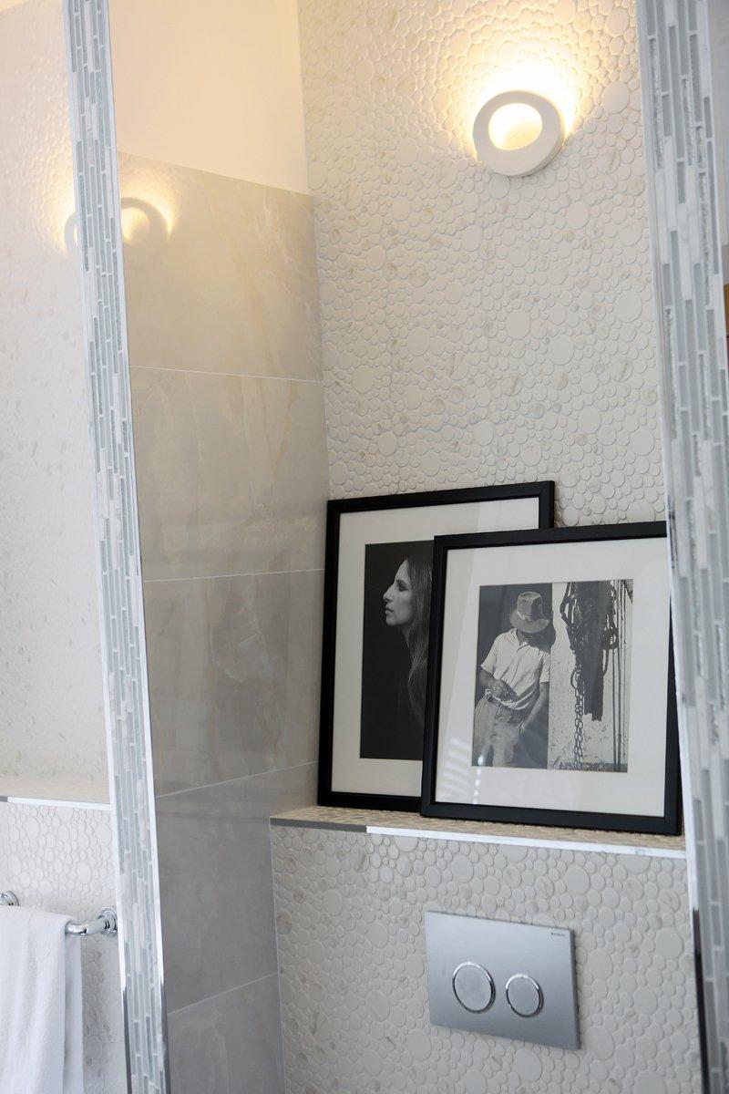 Фотография: Ванная в стиле Скандинавский, Эклектика, Дом, Проект недели, Подмосковье – фото на InMyRoom.ru