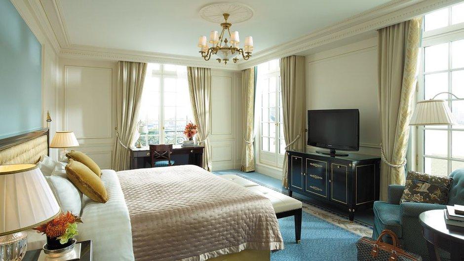 Фотография: Спальня в стиле , Дома и квартиры, Городские места, Отель, Проект недели – фото на InMyRoom.ru
