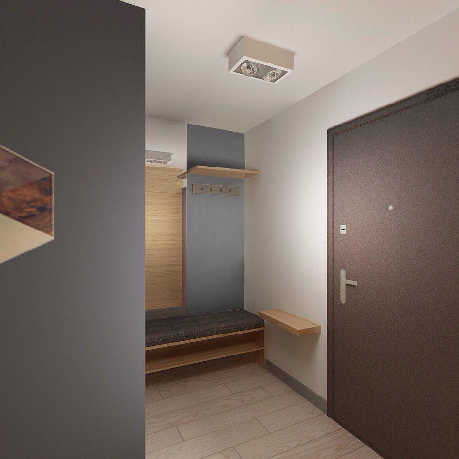 Фотография: Прихожая в стиле Современный, Минимализм, Квартира, Проект недели – фото на INMYROOM