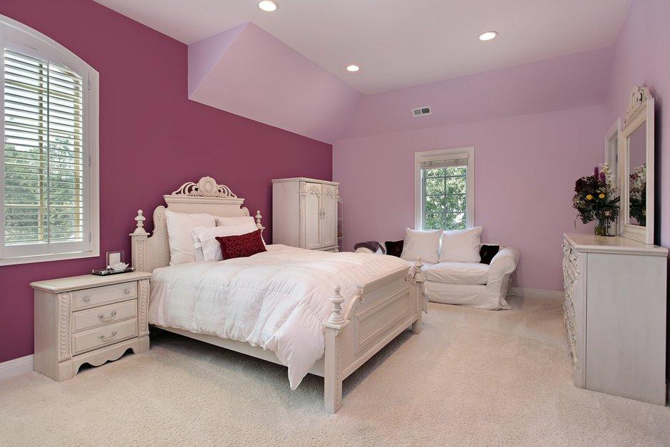 Фотография: Спальня в стиле Классический, Современный, Детская, Интерьер комнат – фото на INMYROOM
