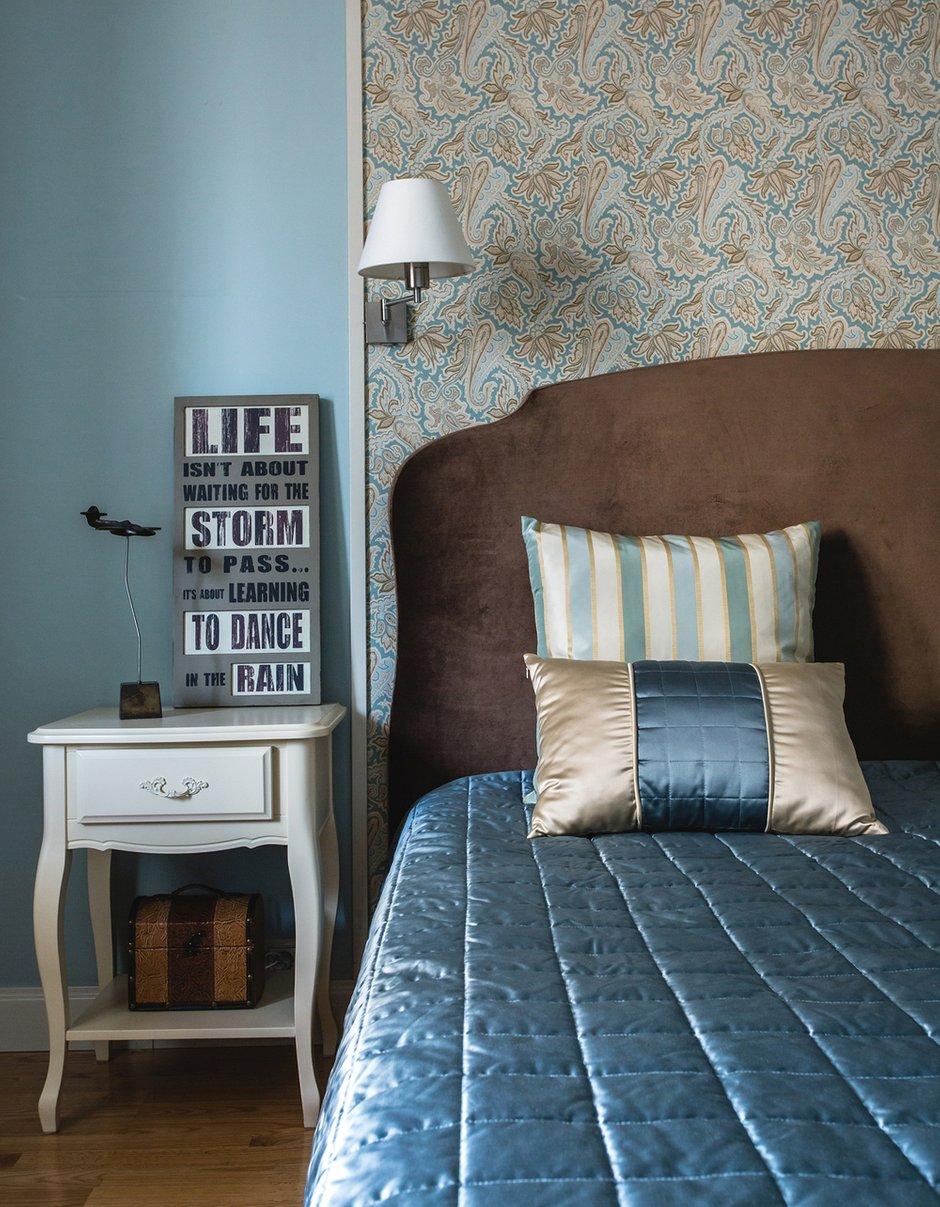 Фотография: Спальня в стиле Прованс и Кантри, Классический, Современный, Квартира, Проект недели, Jazzberry – фото на INMYROOM
