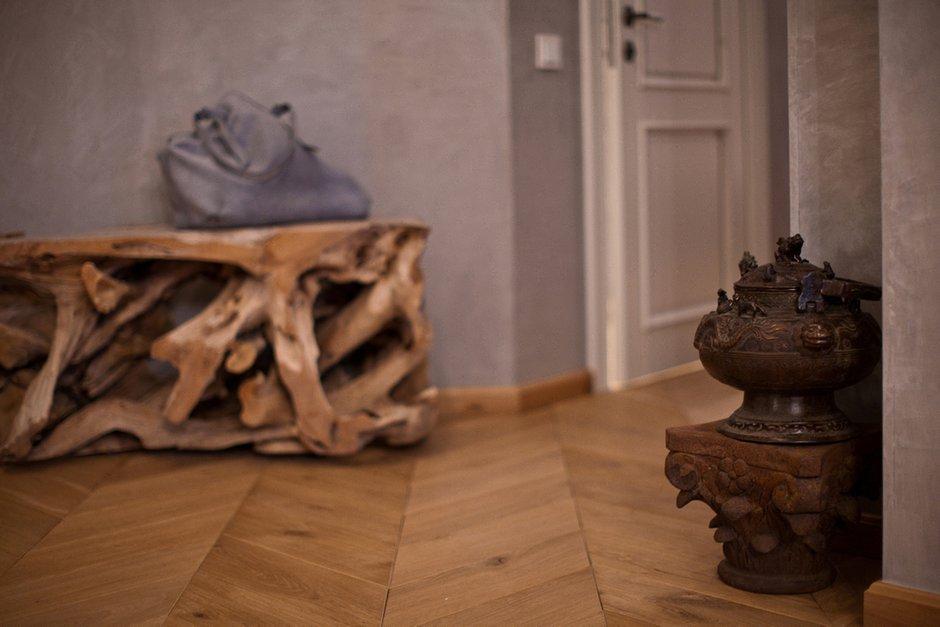 Фотография: Декор в стиле Эклектика, Эко, Квартира, Проект недели – фото на INMYROOM