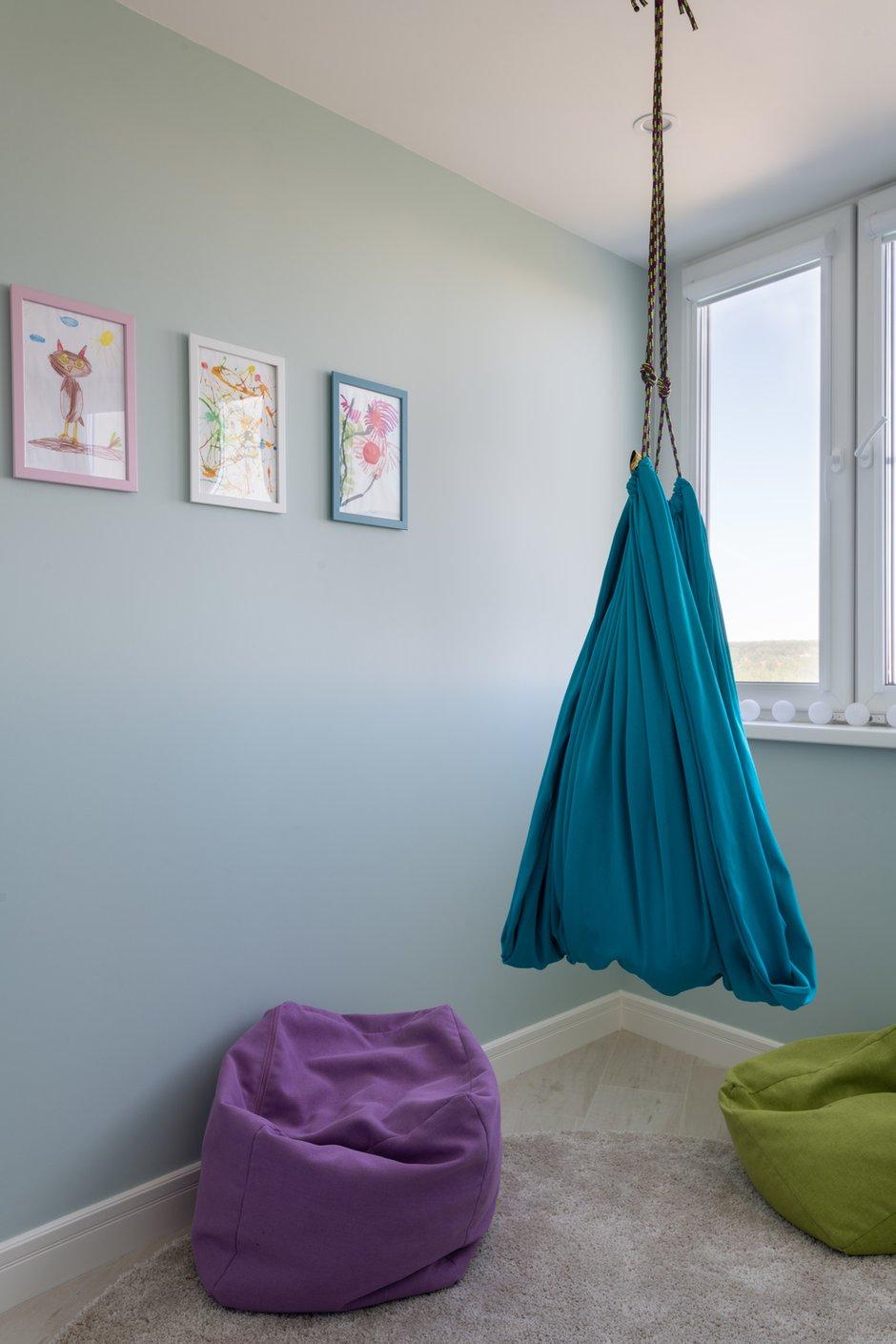 Фотография: Детская в стиле Современный, Квартира, Проект недели, Москва, 4 и больше, Более 90 метров, Мария Гульбекян – фото на INMYROOM