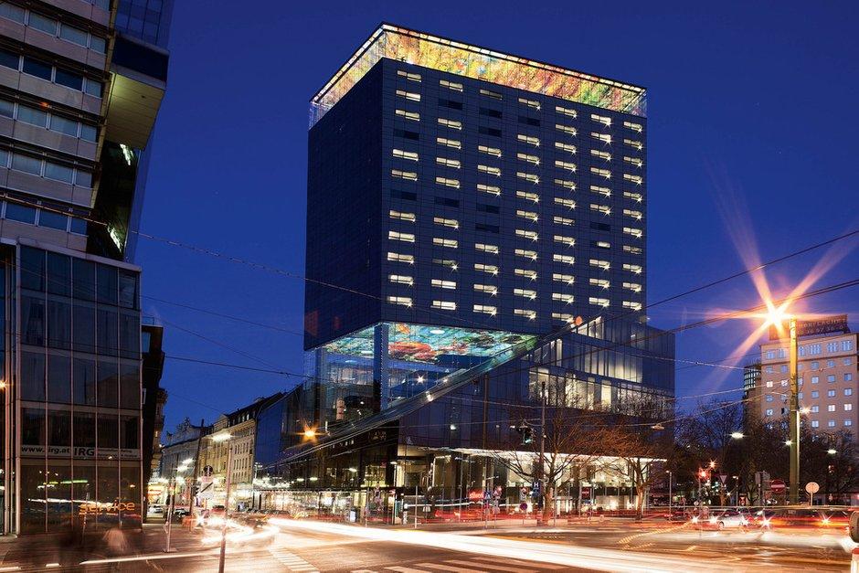 Отель Sofitel Vienna Stephansdom