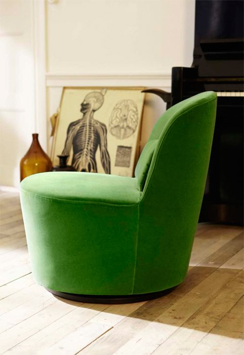 Фотография: Мебель и свет в стиле Эклектика, Декор интерьера, Декор дома, Цвет в интерьере, IKEA, Зеленый, Желтый – фото на INMYROOM