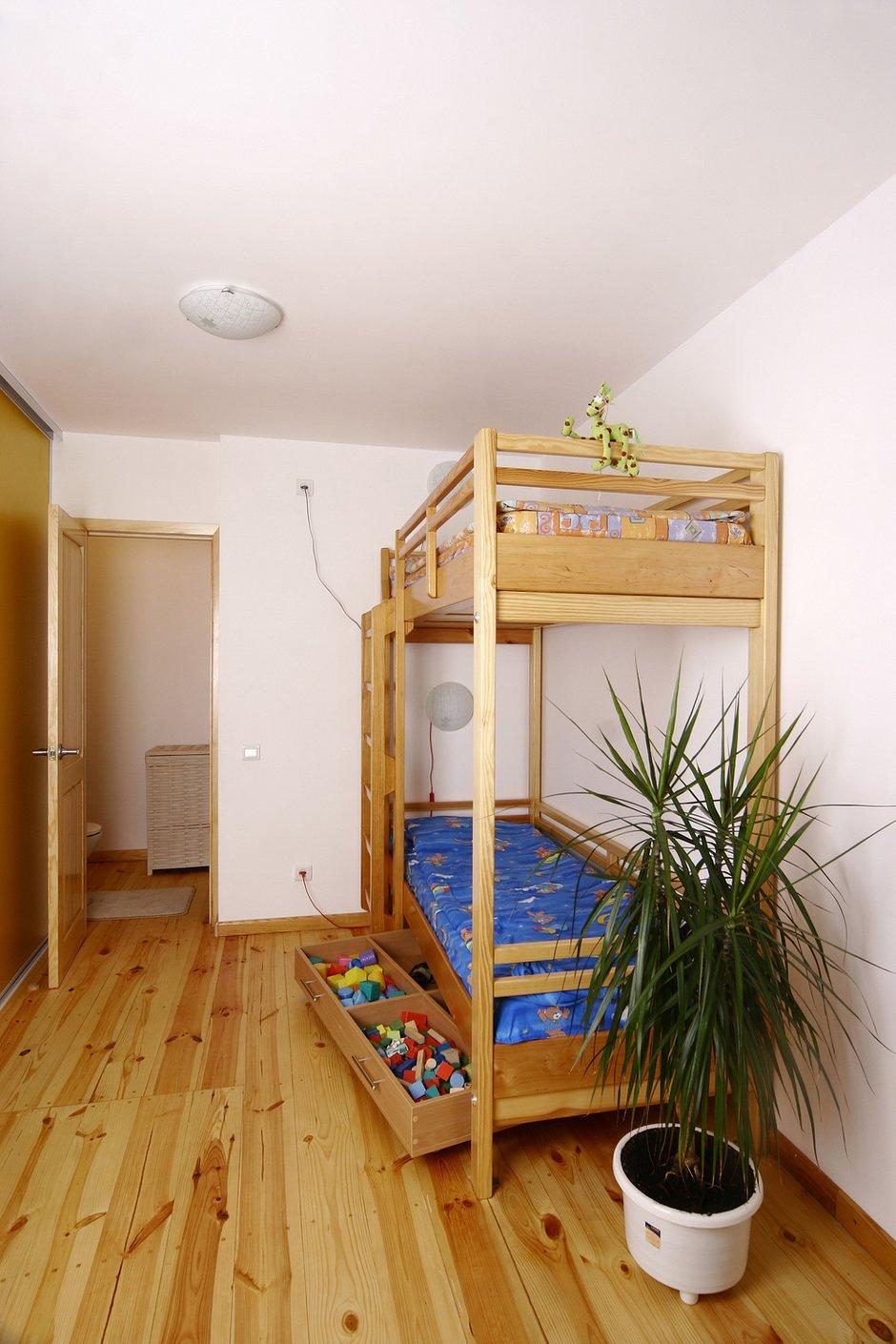 Фотография: Детская в стиле Современный, Дом, Дома и квартиры – фото на INMYROOM