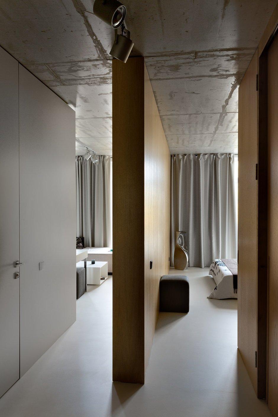 Фотография: Прихожая в стиле Лофт, Малогабаритная квартира, Квартира, Украина, Дома и квартиры – фото на INMYROOM