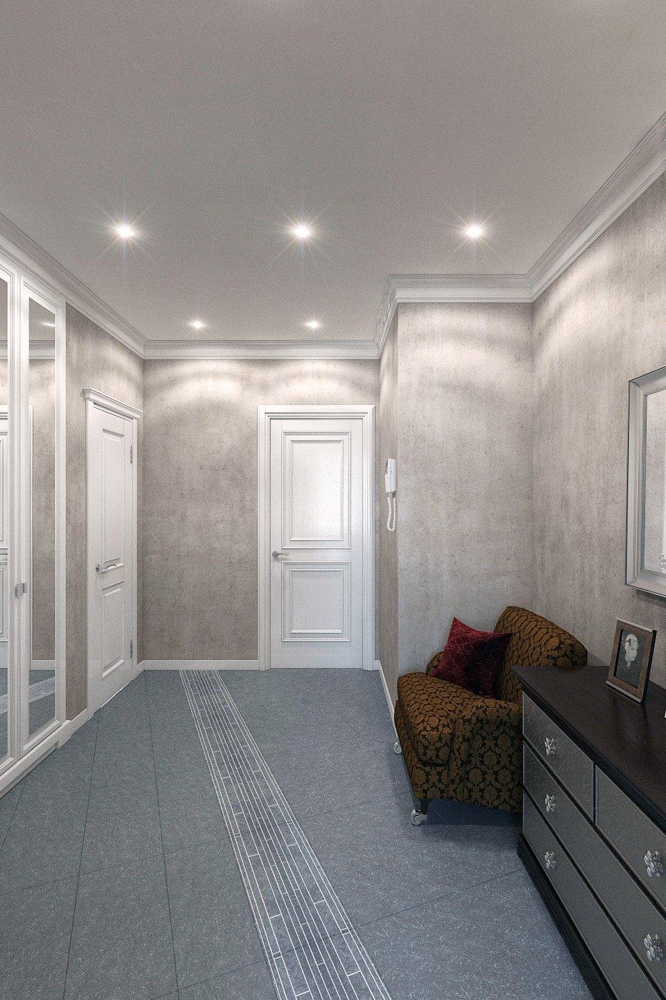 Фотография: Прихожая в стиле Современный, Квартира, Дома и квартиры, Проект недели – фото на INMYROOM