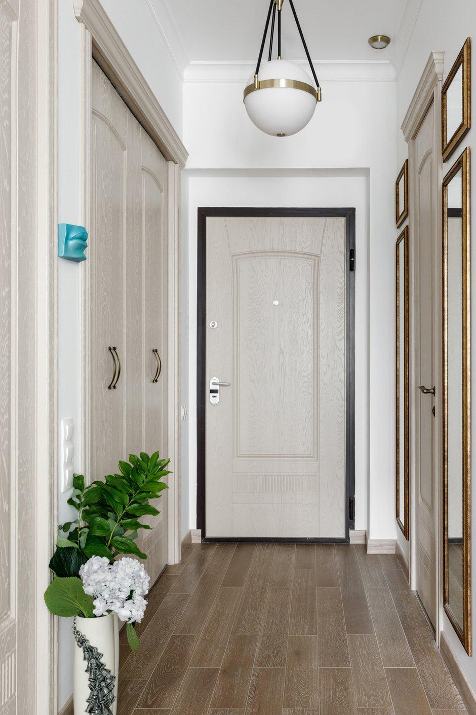 Фотография: Прихожая в стиле Современный, Квартира, Проект недели, Москва, 1 комната, до 40 метров, Мария Устинова – фото на INMYROOM