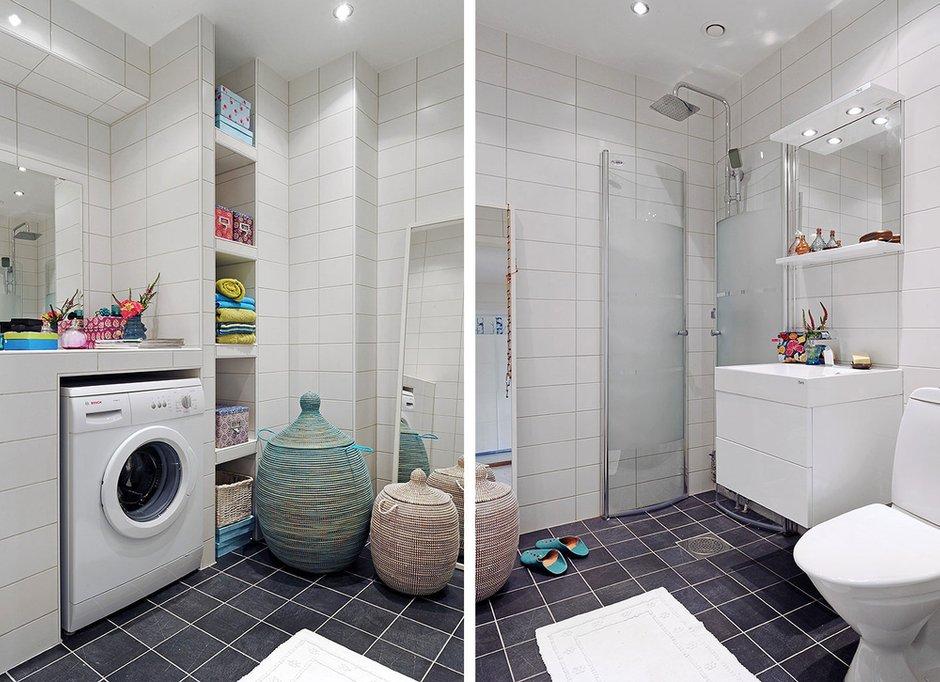 Фотография: Прочее в стиле , Ванная, Декор интерьера, Квартира, Дом, Интерьер комнат – фото на INMYROOM
