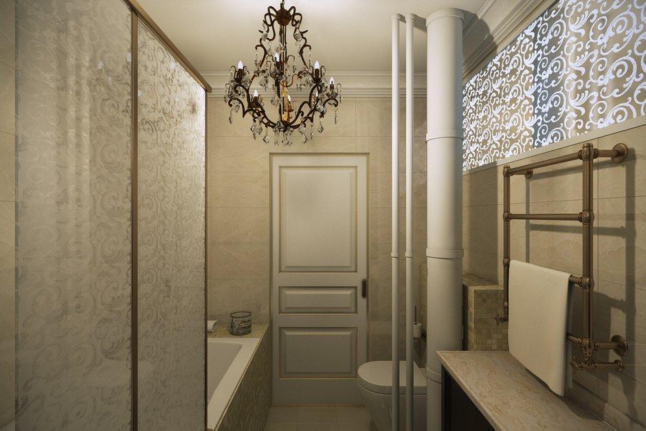 Фотография: Ванная в стиле Прованс и Кантри, Квартира, Дома и квартиры, IKEA, Проект недели, Москва – фото на INMYROOM