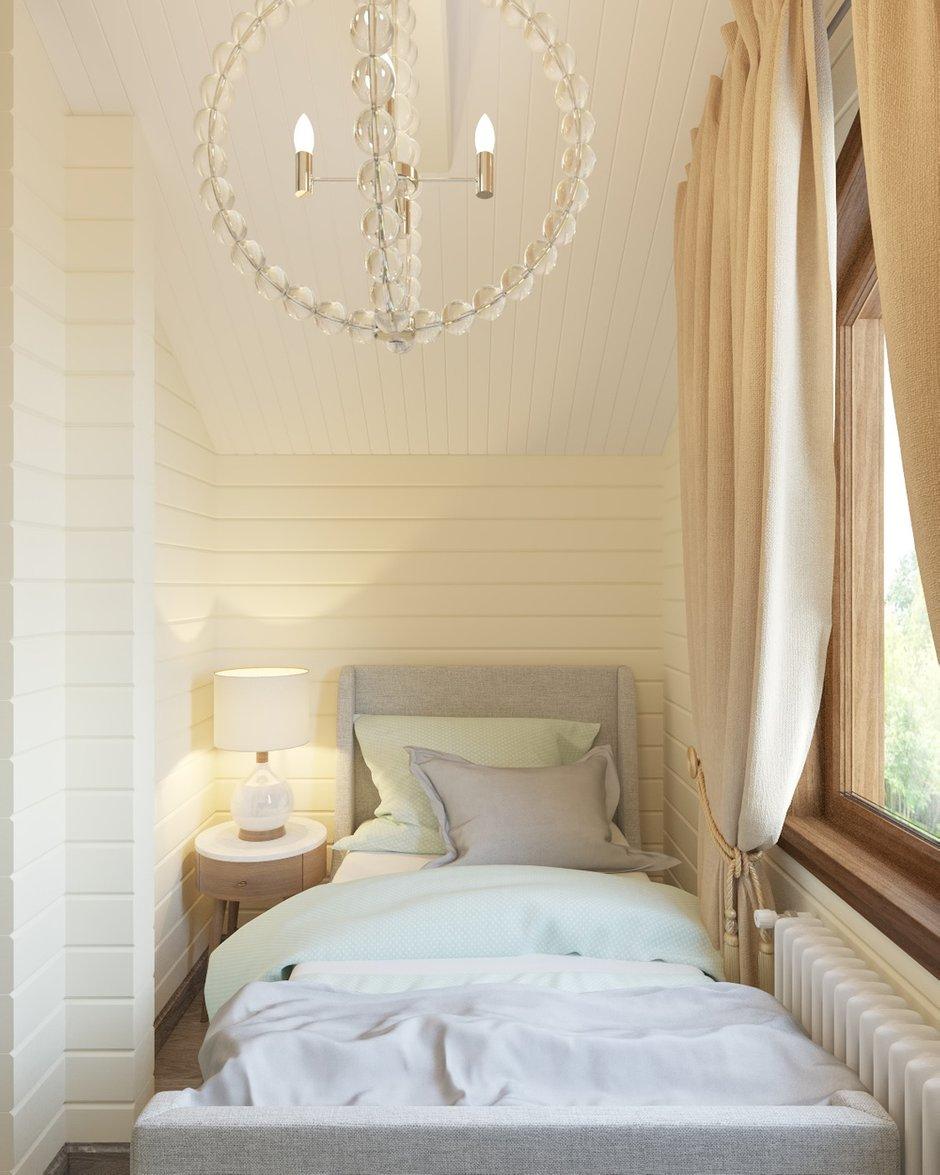 Фотография: Спальня в стиле Современный, Дом, Проект недели, Дом и дача – фото на INMYROOM