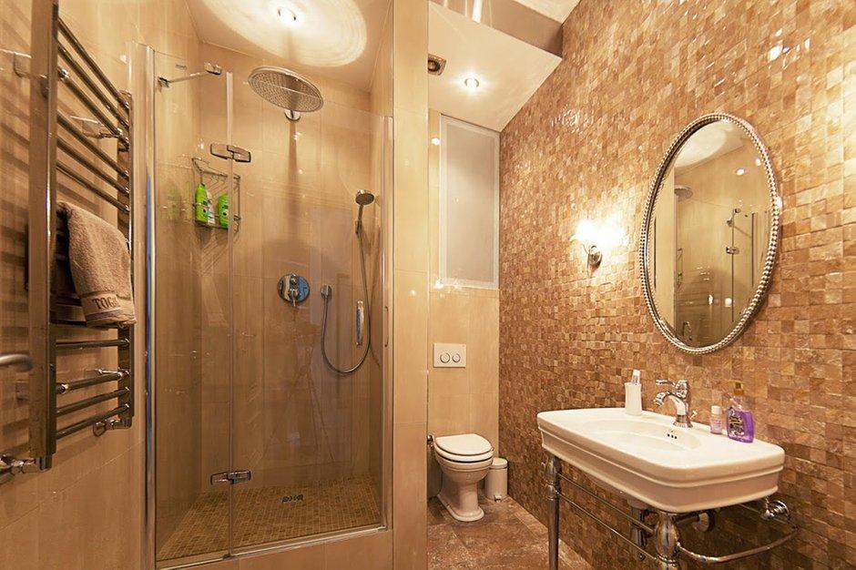 Фотография: Ванная в стиле Классический, Квартира, Дома и квартиры, Проект недели – фото на INMYROOM
