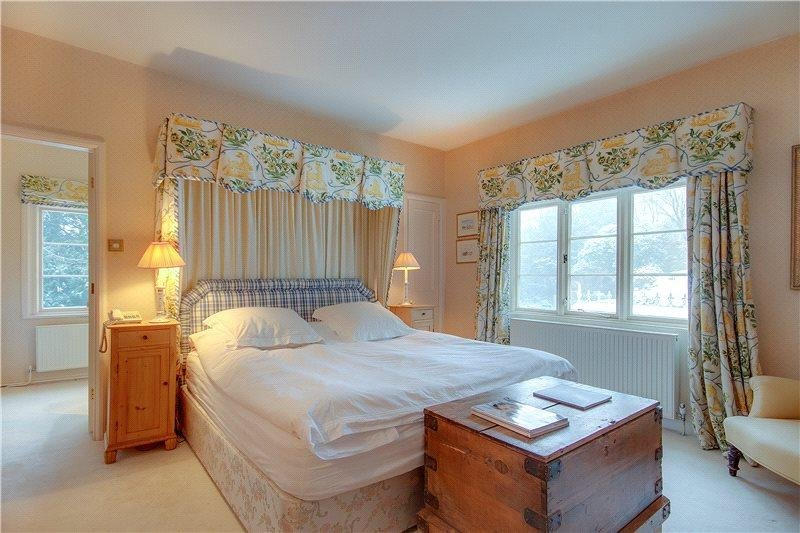 Фотография: Спальня в стиле , Дом, Дома и квартиры – фото на INMYROOM