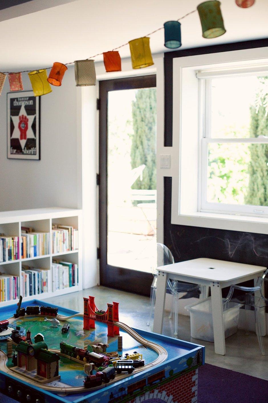 Фотография: Детская в стиле Скандинавский, Дом, Дома и квартиры, IKEA, Калифорния – фото на INMYROOM