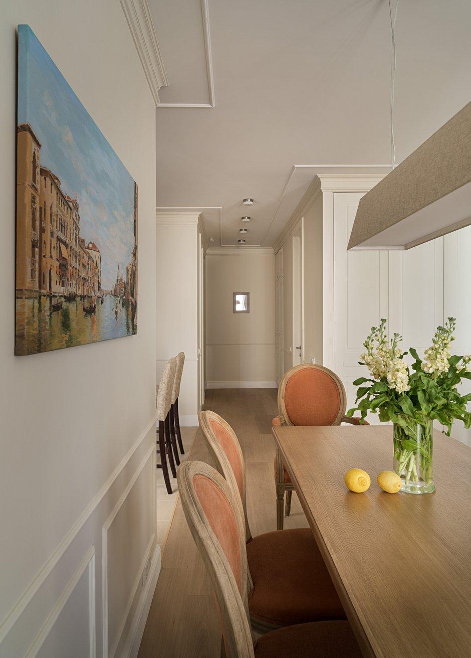 Фотография: Кухня и столовая в стиле Прованс и Кантри, Квартира, Дома и квартиры, Проект недели, Москва – фото на INMYROOM