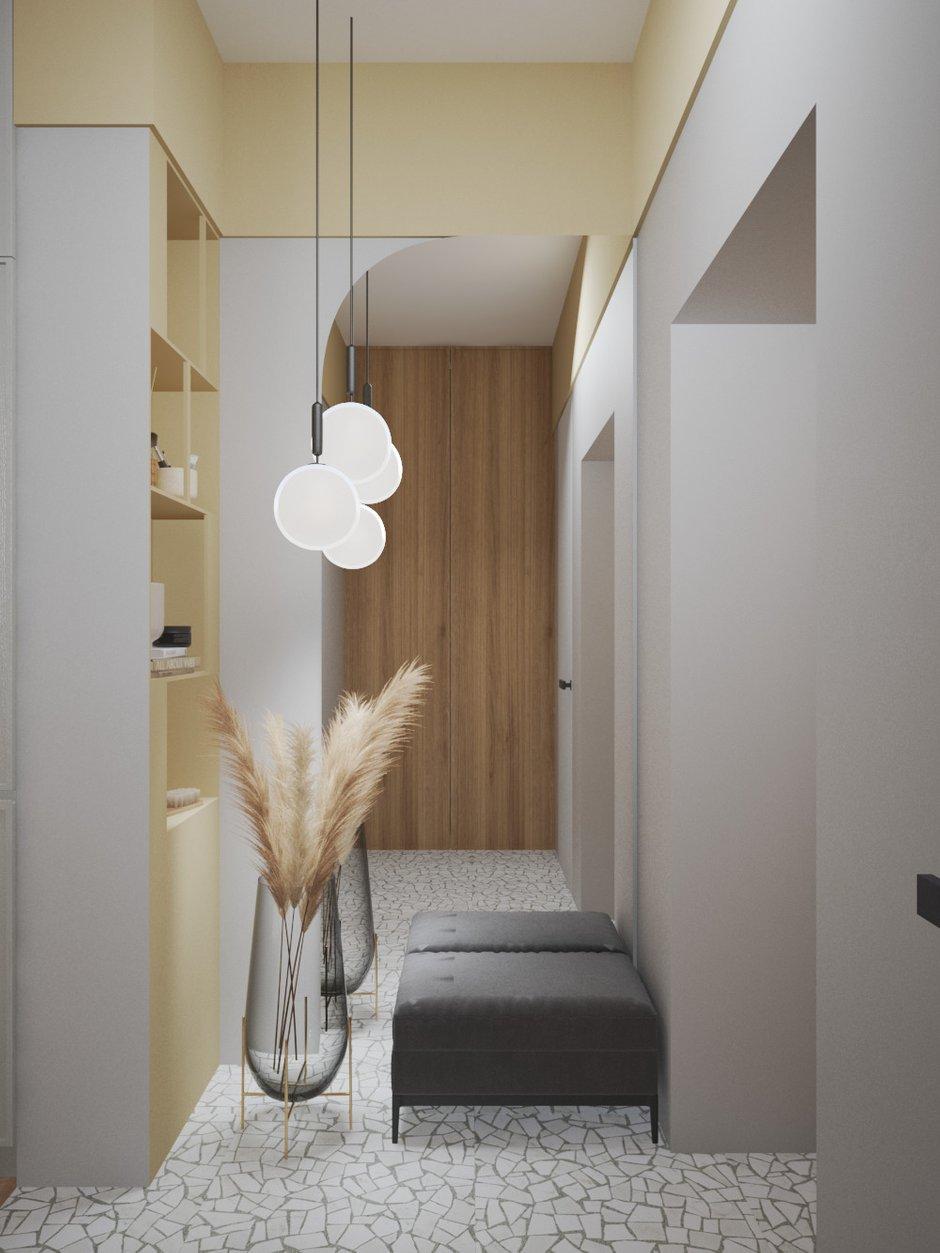 Фотография: Прихожая в стиле Современный, Квартира, Проект недели, Москва, 3 комнаты, 60-90 метров, DSGN HUB – фото на INMYROOM