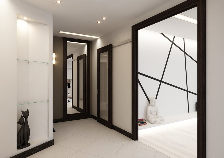 Фотография: Прочее в стиле , Квартира, Дома и квартиры, Минимализм, Проект недели – фото на INMYROOM
