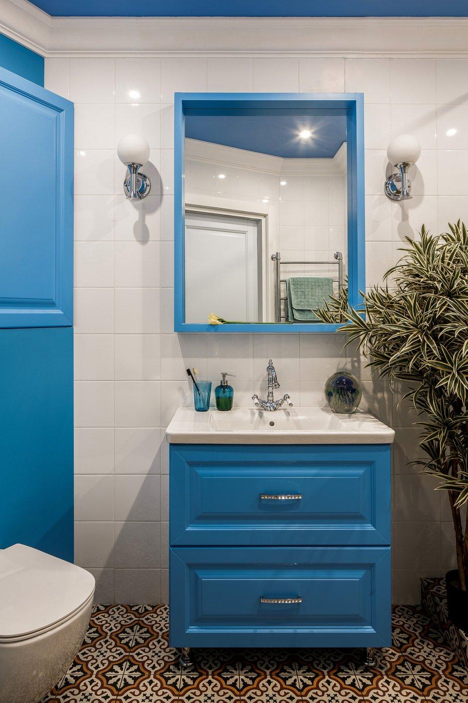 Фотография: Ванная в стиле Современный, Квартира, Проект недели, Монолитный дом, 3 комнаты, 60-90 метров, Саратов, Quadrum Studio – фото на INMYROOM