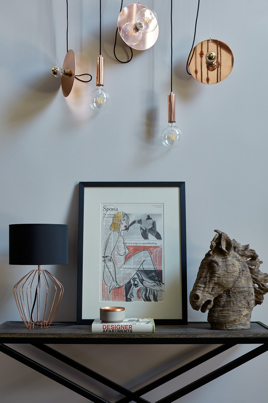Фотография: Декор в стиле Эклектика, Дом, Проект недели, Женя Жданова, Подмосковье – фото на INMYROOM