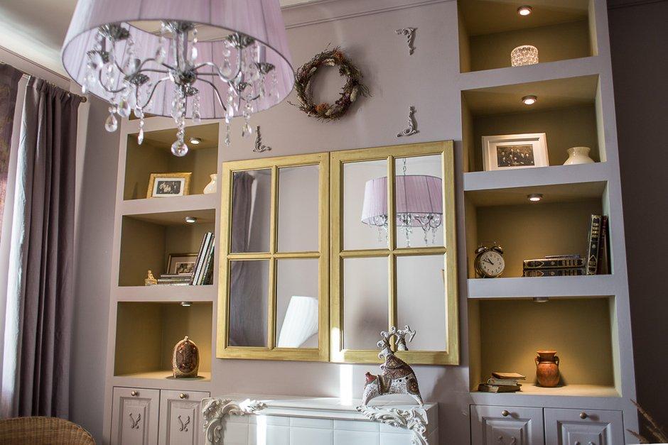 Фотография: Декор в стиле Прованс и Кантри, Классический, Эклектика, Квартира, Проект недели – фото на INMYROOM