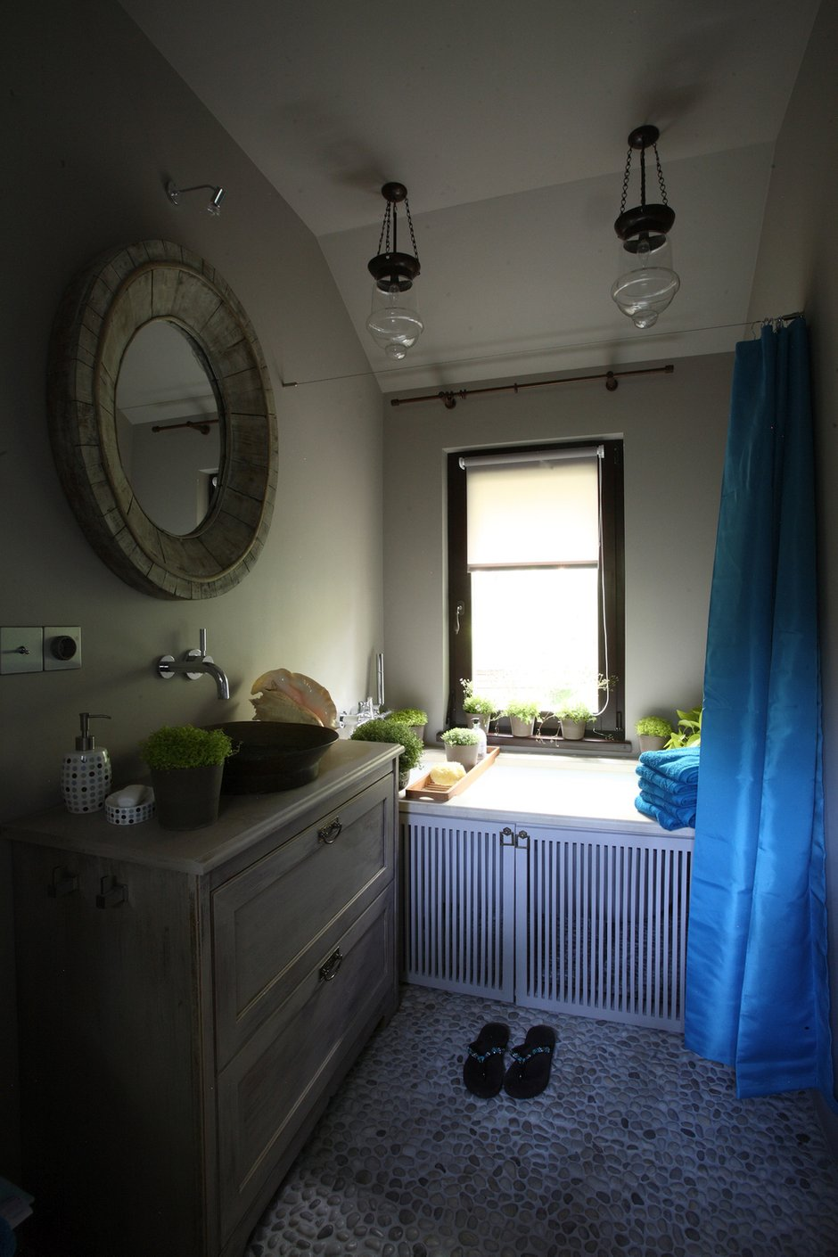 Фотография: Ванная в стиле Современный, Дом, Дома и квартиры, Проект недели – фото на INMYROOM