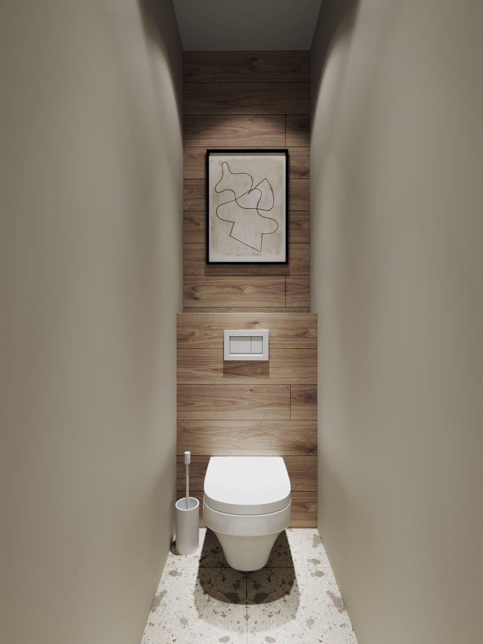 Фотография: Ванная в стиле Современный, Квартира, Студия, Проект недели, Красногорск, до 40 метров, Мария Синельникова – фото на INMYROOM