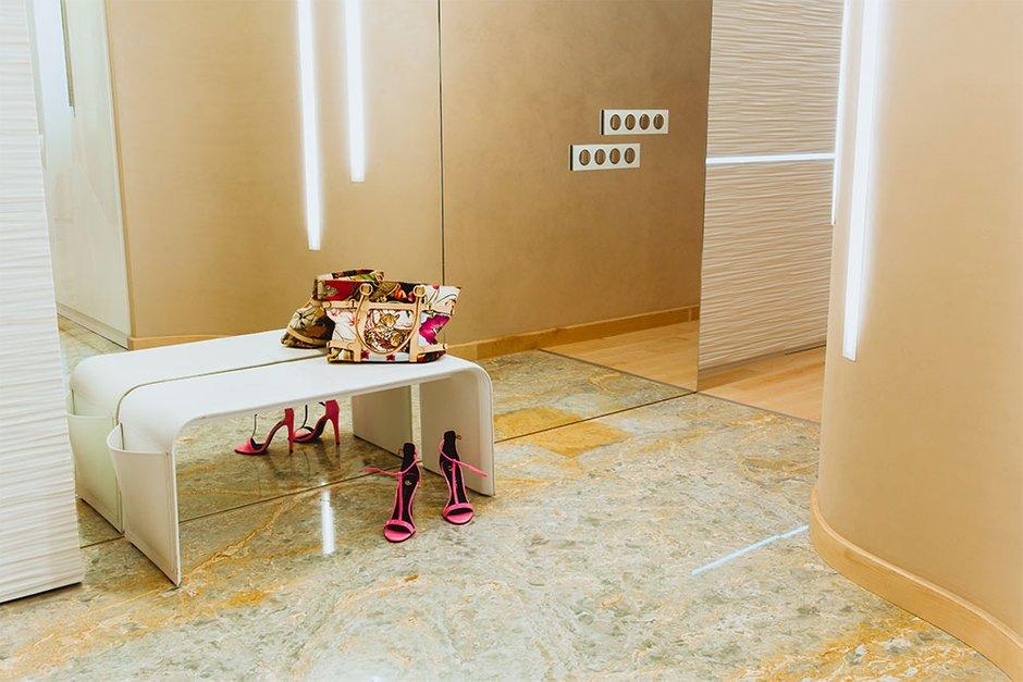 Фотография: Прихожая в стиле Современный, Квартира, Дома и квартиры, Москва – фото на INMYROOM