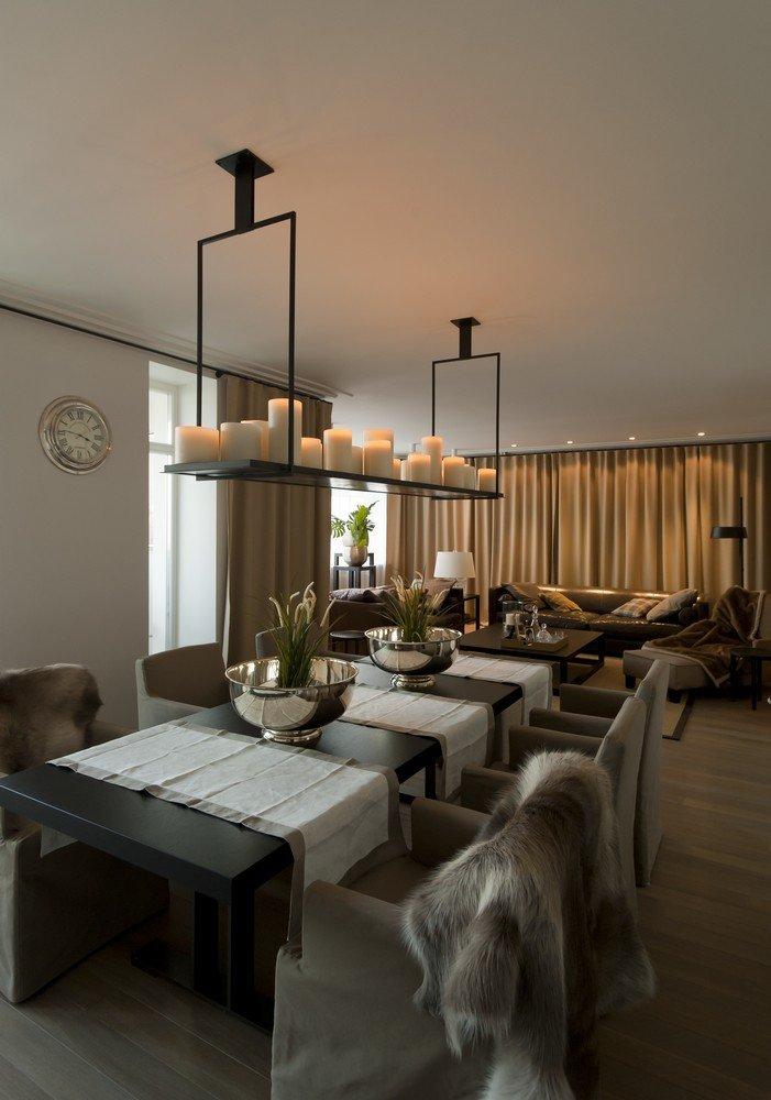Фотография: Кухня и столовая в стиле Скандинавский, Квартира, Дома и квартиры, Москва – фото на INMYROOM