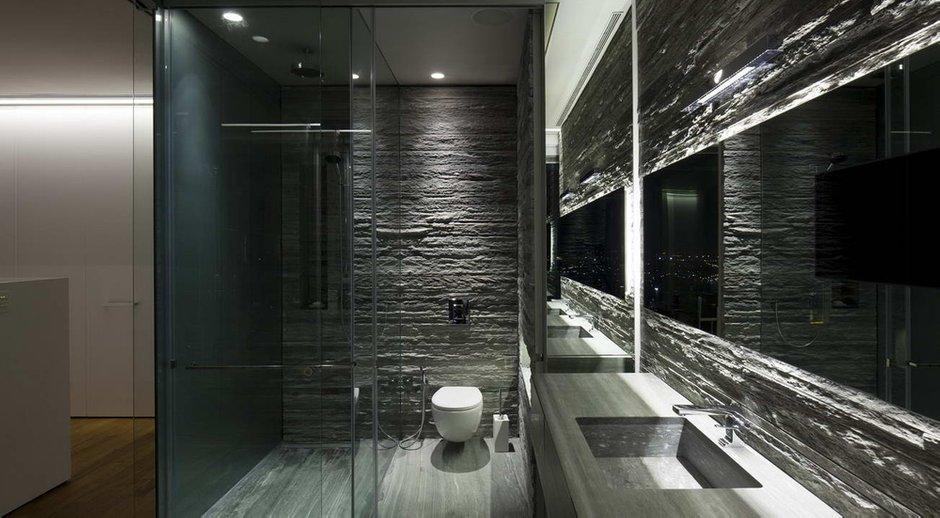 Фотография: Ванная в стиле Современный, Декор интерьера, Квартира, Дома и квартиры, Тель-Авив – фото на INMYROOM