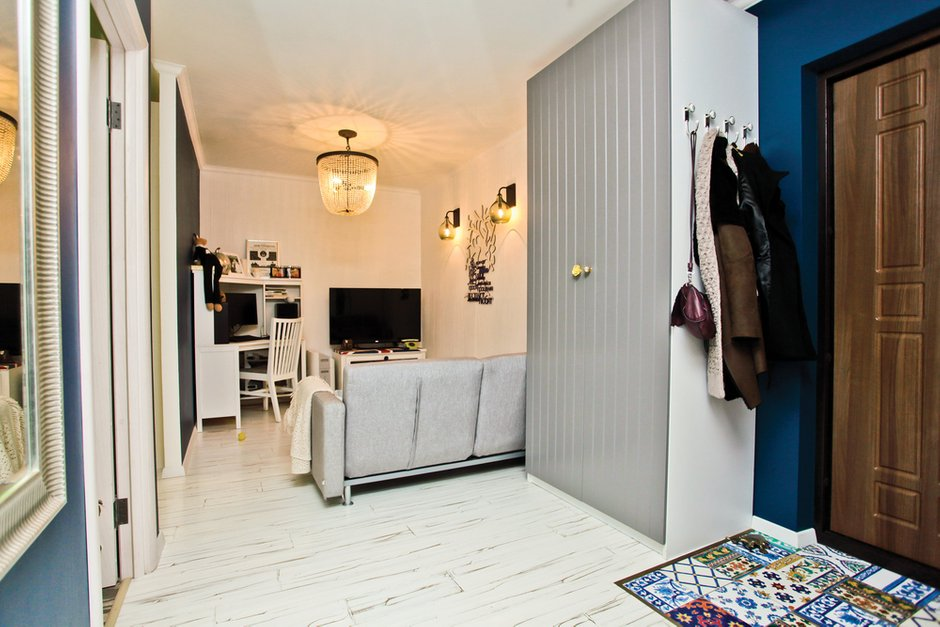 Фотография: Прихожая в стиле Современный, Декор интерьера, Квартира, Дом, Дома и квартиры, Ремонт – фото на INMYROOM