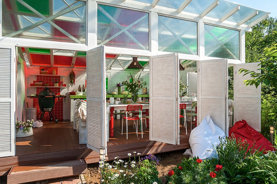 Фотография: Архитектура в стиле Прованс и Кантри, Современный, Кухня и столовая, Декор интерьера, Интерьер комнат, Тема месяца – фото на INMYROOM