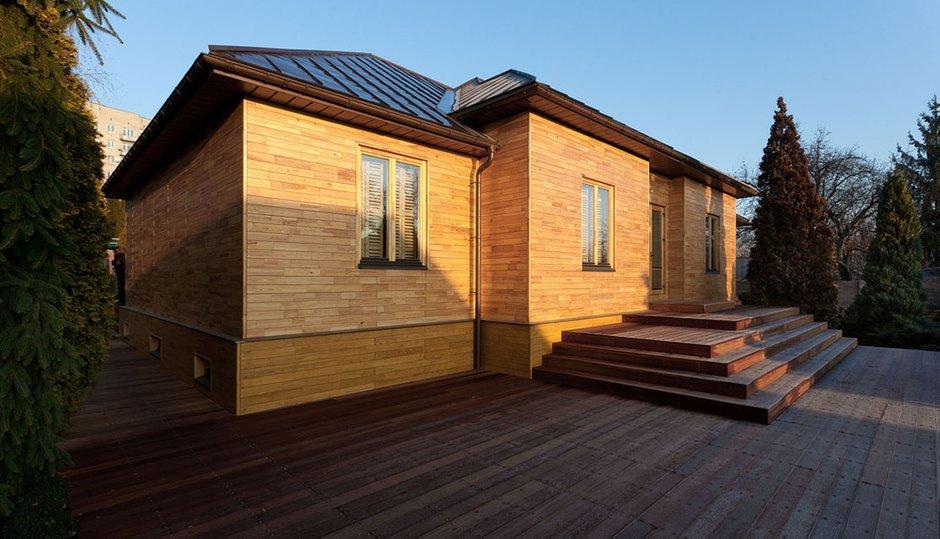 Фотография: Архитектура в стиле Современный, Дом, Дома и квартиры, Проект недели, Эко – фото на InMyRoom.ru