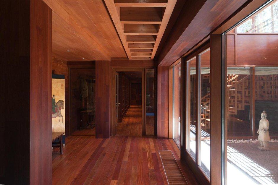 Фотография: Прихожая в стиле Восточный, Дом, Дома и квартиры, Проект недели – фото на INMYROOM