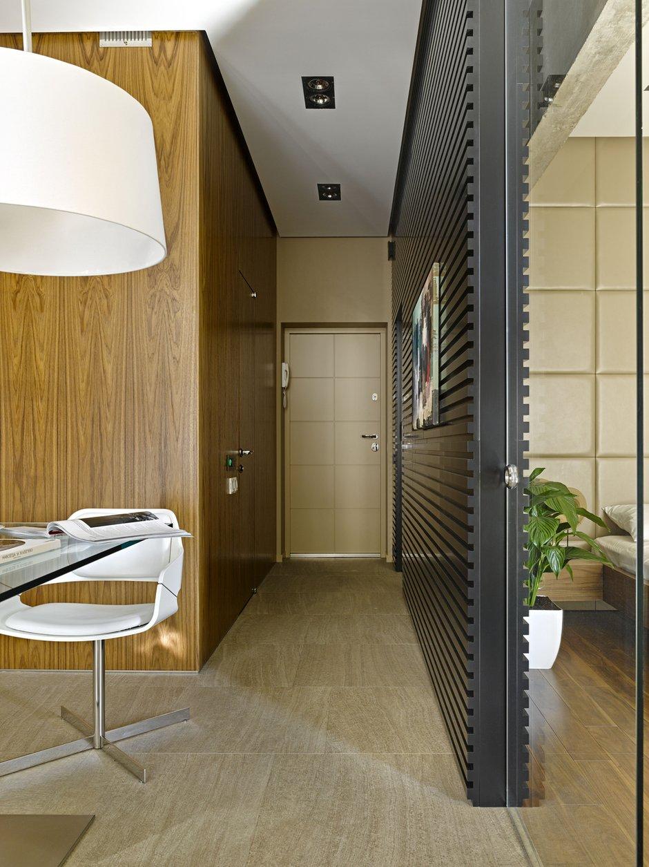 Фотография: Прихожая в стиле Современный, Малогабаритная квартира, Квартира – фото на INMYROOM