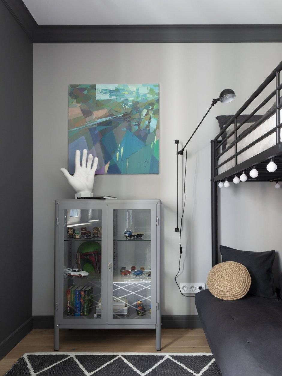 Фотография: Детская в стиле Скандинавский, Квартира, Проект недели, Санкт-Петербург, 3 комнаты, 60-90 метров, Светлана Куксова – фото на INMYROOM