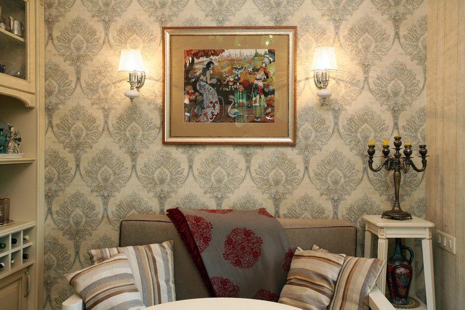 Фотография: Декор в стиле Прованс и Кантри, Кухня и столовая, Интерьер комнат, Проект недели – фото на INMYROOM