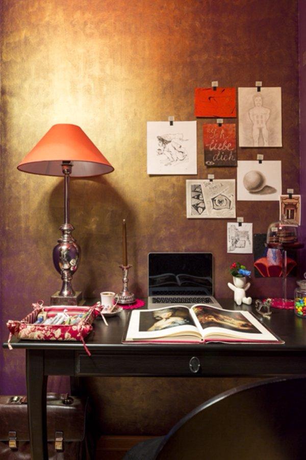Фотография: Кабинет в стиле Прованс и Кантри, Лофт,  – фото на INMYROOM