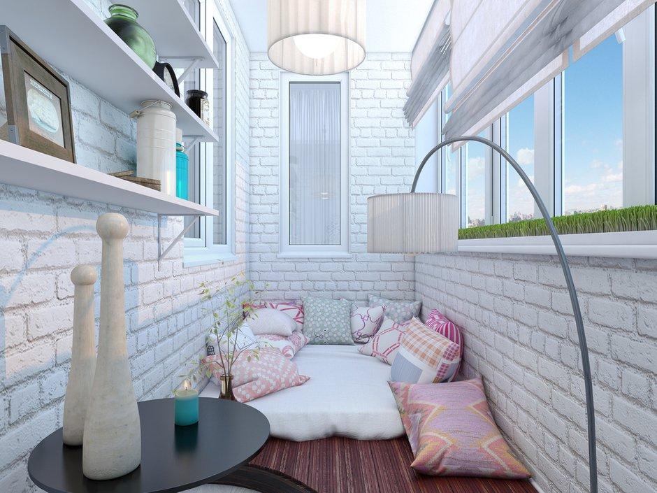 Фотография: Балкон, Терраса в стиле Современный, Квартира, Дома и квартиры, IKEA, Проект недели – фото на InMyRoom.ru