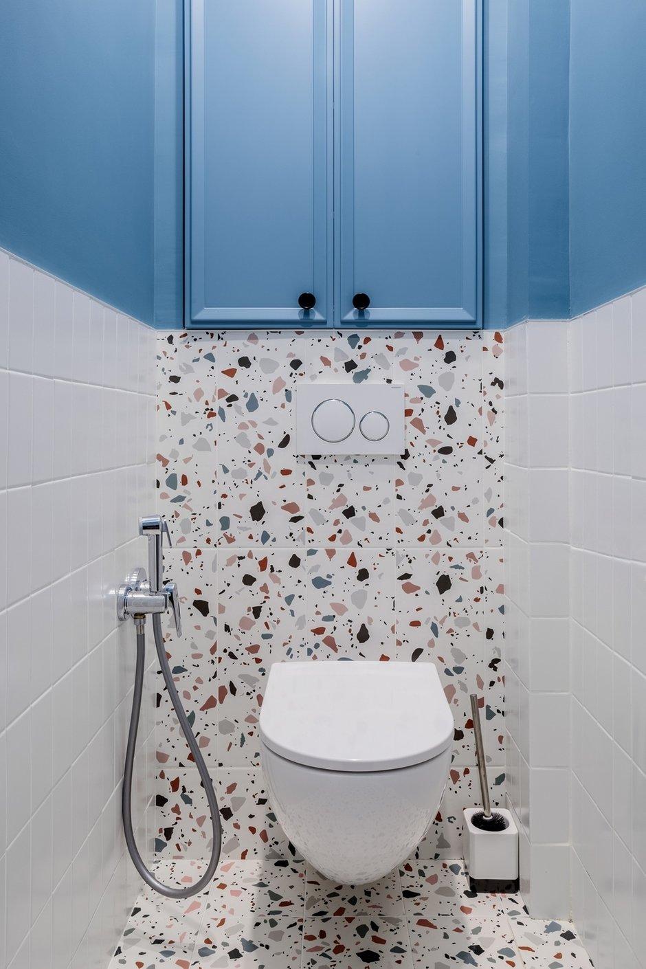 Фотография: Ванная в стиле Современный, Эклектика, Квартира, Проект недели, Москва, 3 комнаты, 60-90 метров, Валерия Шиманская – фото на INMYROOM