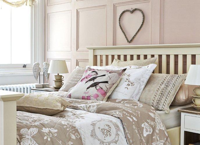 Фотография:  в стиле , Спальня, Советы, Hoff, выбор постельного белья, постельное белье для спальни – фото на InMyRoom.ru